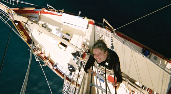 Seamester Alumni Barbara Bruce